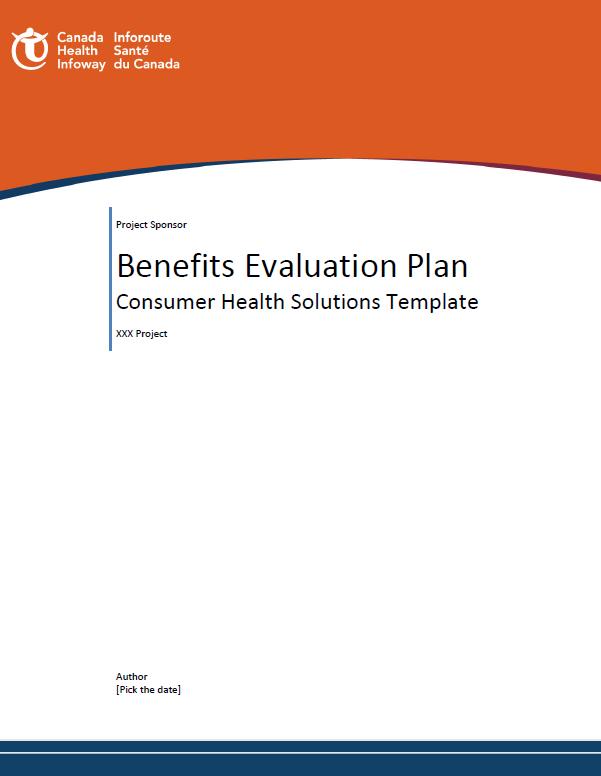 evaluation plan template